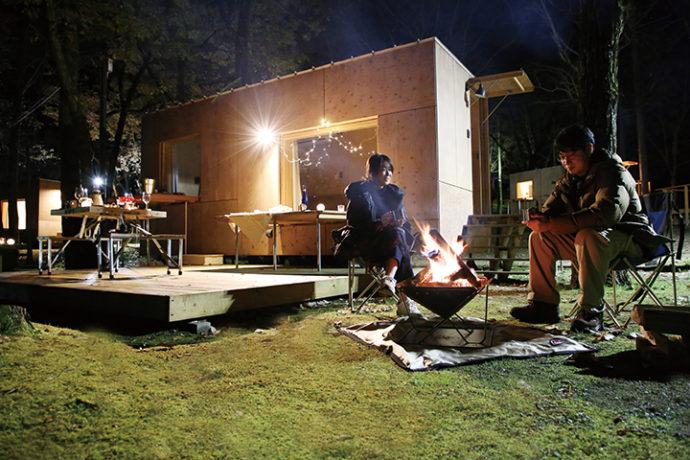 GFC奥琵琶湖レイクシアのキャンプエリアについて